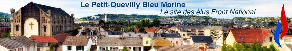 Le Petit-Quevilly Bleu Marine